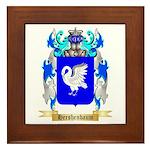 Hershenbaum Framed Tile