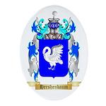 Hershenbaum Ornament (Oval)