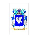 Hershcovitz Sticker (Rectangle)