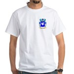 Hershcopf White T-Shirt