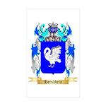 Hershbein Sticker (Rectangle 50 pk)
