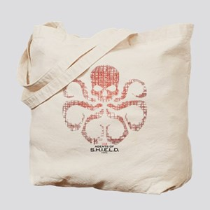 HYDRA Logo Alien Writing Tote Bag