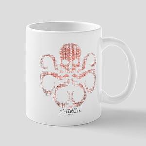 HYDRA Logo Alien Writing Mug