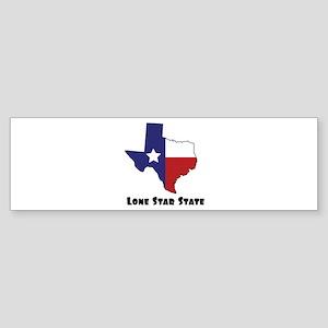 Lone Star Texas Bumper Sticker