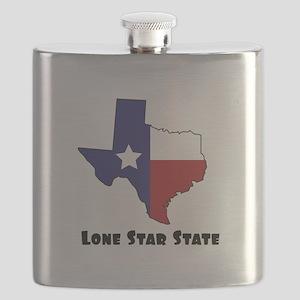 Lone Star Texas Flask