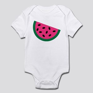 Watermelon Infant Bodysuit