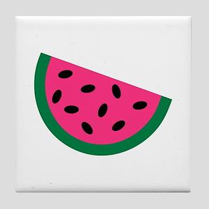 Watermelon Tile Coaster