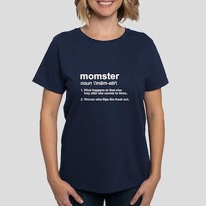 Momster Women's Dark T-Shirt