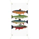 4 Char fish Banner