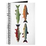 4 Char fish Journal
