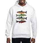 4 Char fish Hoodie