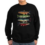 4 Char fish Sweatshirt