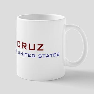 Ted Cruz President USA V2 Mug