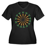 14 Carrot Ring Plus Size T-Shirt