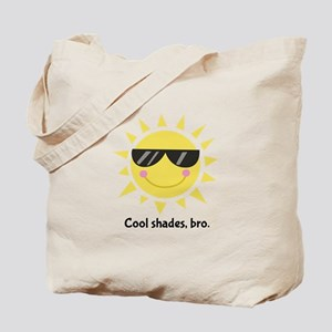 Cool Shades Bro Tote Bag