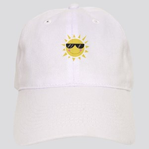 Smile Sun Baseball Cap
