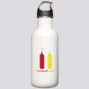 Condiment Love Water Bottle