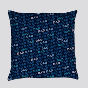 Dad Pattern Master Pillow