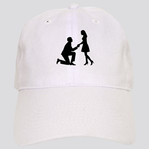 Wedding Marriage Proposal Cap