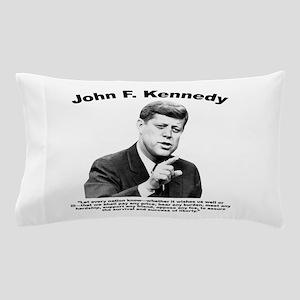 JFK Liberty Pillow Case