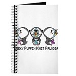 Geeky Puffin Knit Palooza Journal