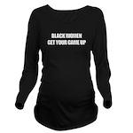 GYGU Long Sleeve Maternity T-Shirt