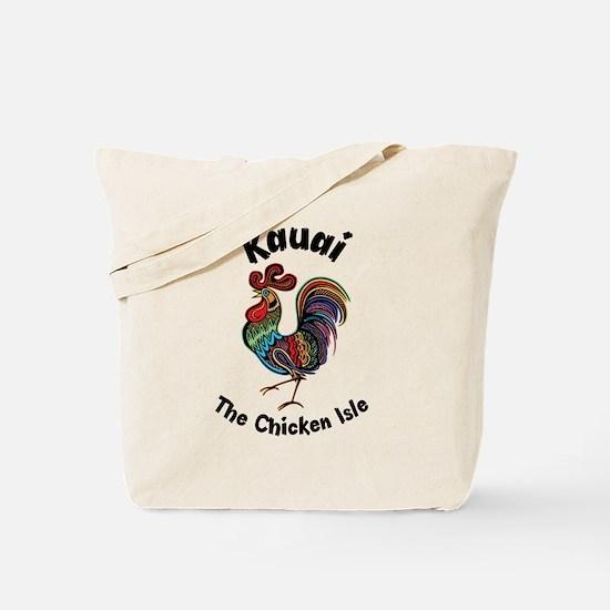 Kauai - The Chicken Isle Tote Bag