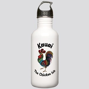 Kauai - The Chicken Is Stainless Water Bottle 1.0L