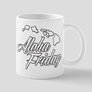 Hawaii Aloha Friday Urban Island Mug