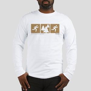 Run Forrest Run Long Sleeve T-Shirt