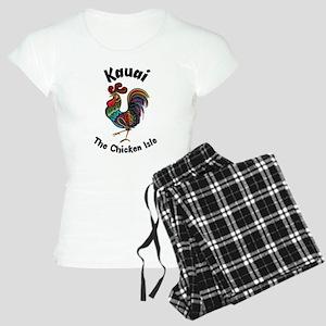 Kauai - The Chicken Isle Women's Light Pajamas