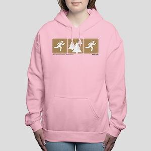 Run Forrest Run Women's Hooded Sweatshirt