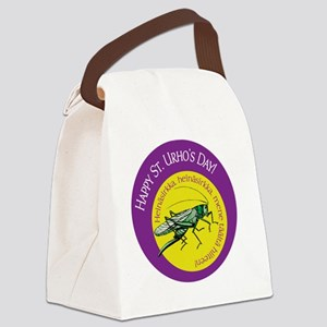 Happy St. Urho's Day! Canvas Lunch Bag