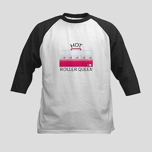 Hot Roller Queen Baseball Jersey