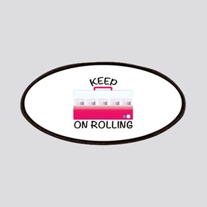 Keep On Rolling Patches