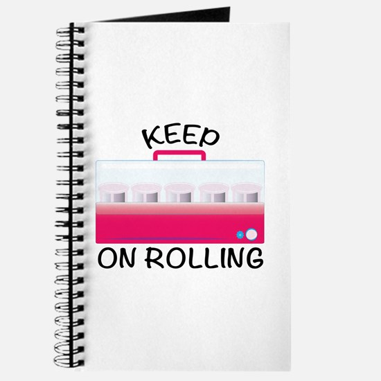 Keep On Rolling Journal