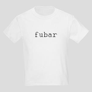 fubar - Fucked up beyond all recognition Kids Ligh