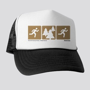 Run Forrest Run Trucker Hat