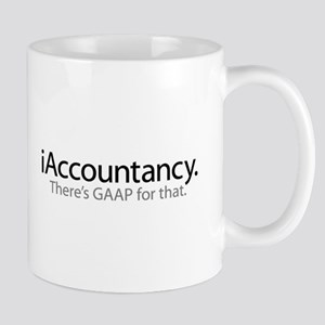 iAccountancy - there's GAAP for that Mug