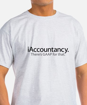 iAccountancy - there's GAAP for that T-Shirt
