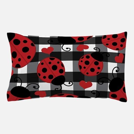 ladybug lover Pillow Case