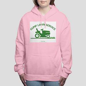 Gump Lawn Service Women's Hooded Sweatshirt