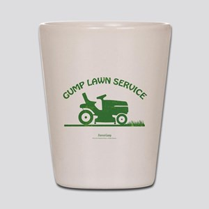 Gump Lawn Shot Glass