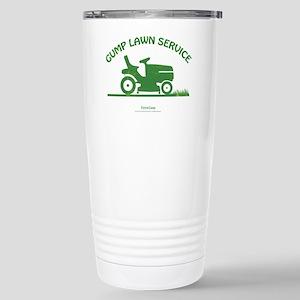 Gump Lawn Stainless Steel Travel Mug