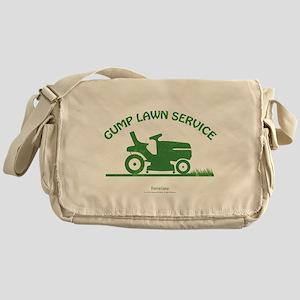 Gump Lawn Messenger Bag