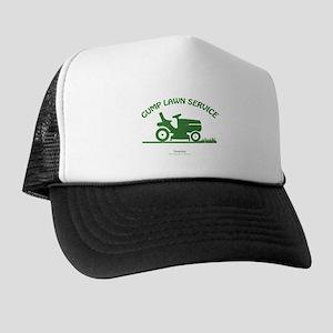 Gump Lawn Service Trucker Hat
