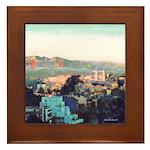 San Francisco Picture Framed Tile