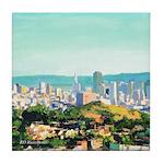 San Francisco Picture Tile Coaster