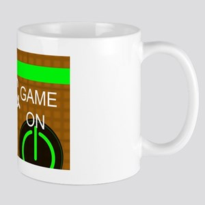 keep calm and game on  - small Mug