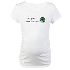 Imagine Whirled Peas Shirt